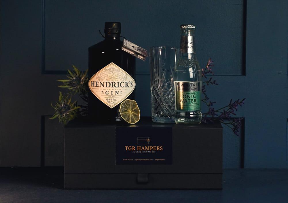 Hendricks Gin TGR Hamper
