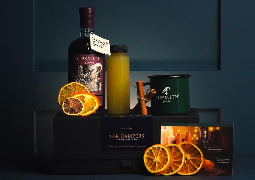 Sipsmith Gin TGR Hamper