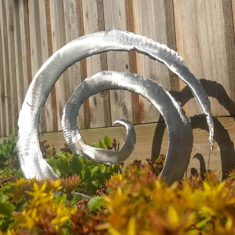Handcrafted Garden Metalwork