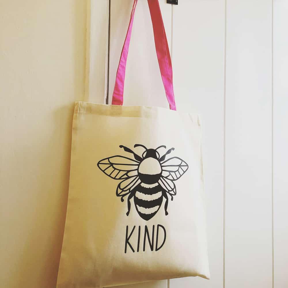 Handmade Personalised Bags