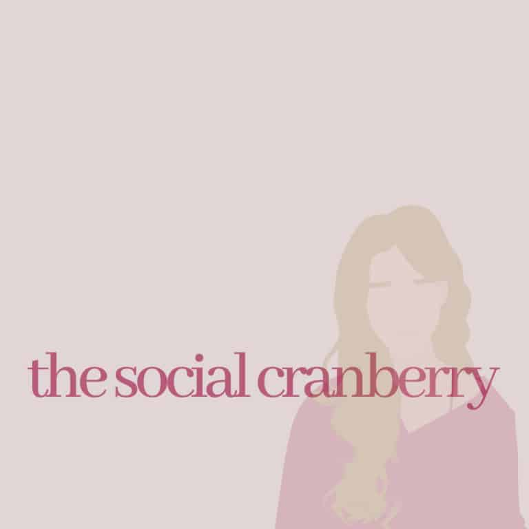 The Social Cranberry