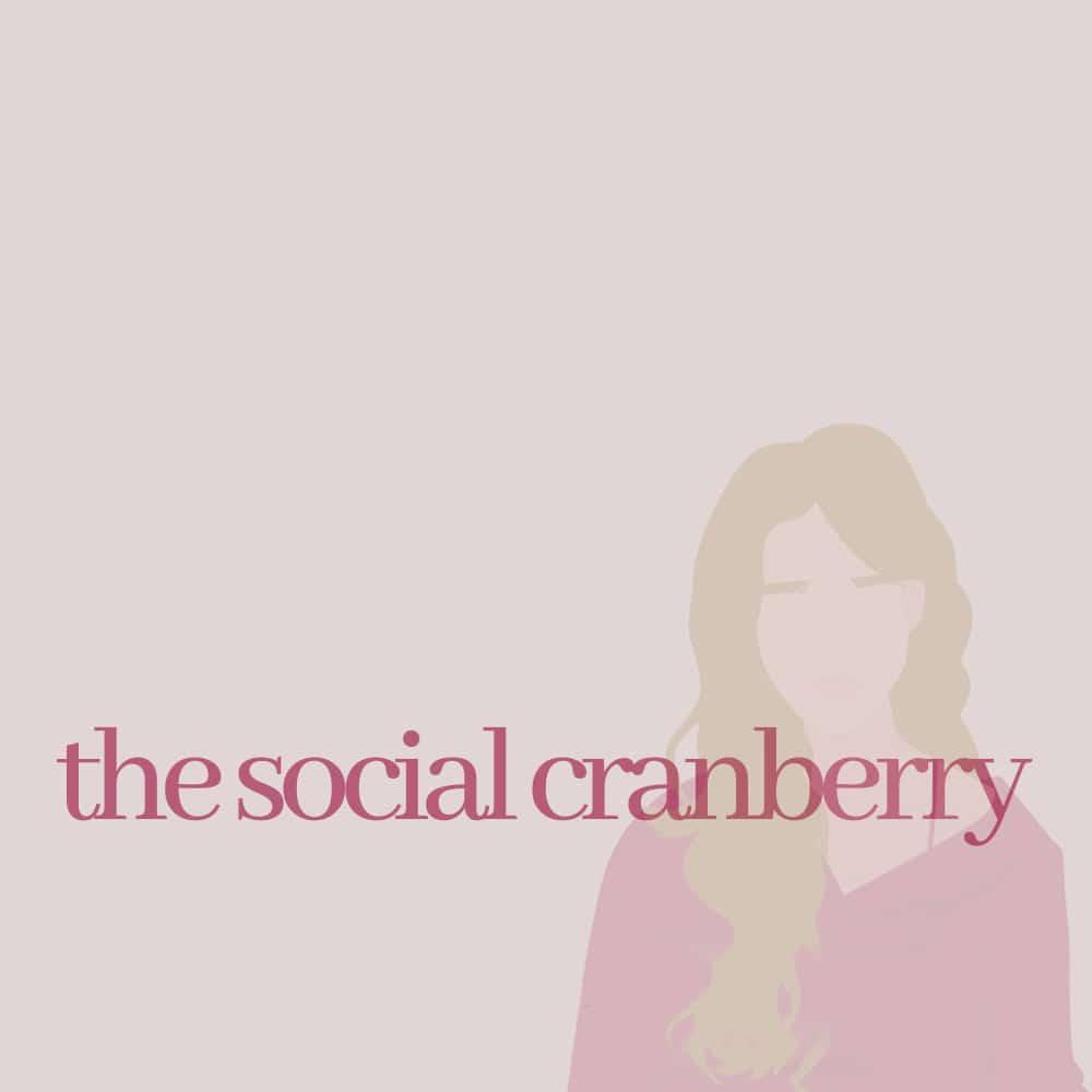 The Social Cranberry