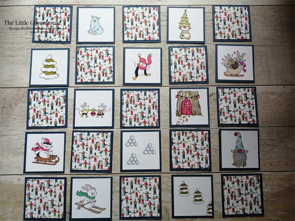 Xmas Greeting Cards