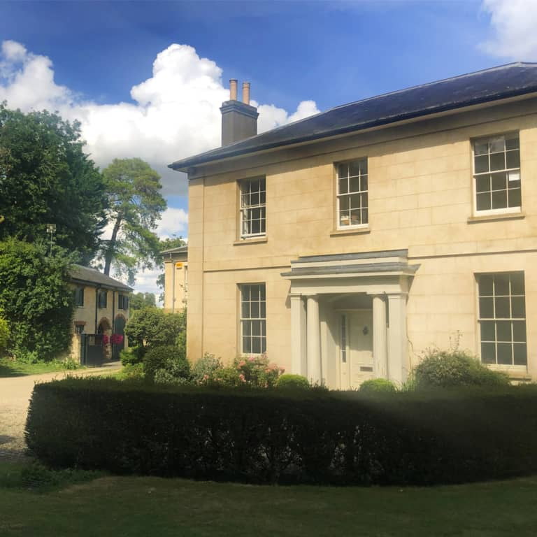 Old Vicarage B&B Accommodation in Brackley