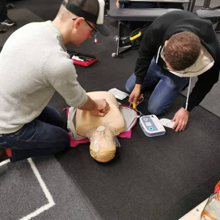 JMS First Aid Training courses Brackley