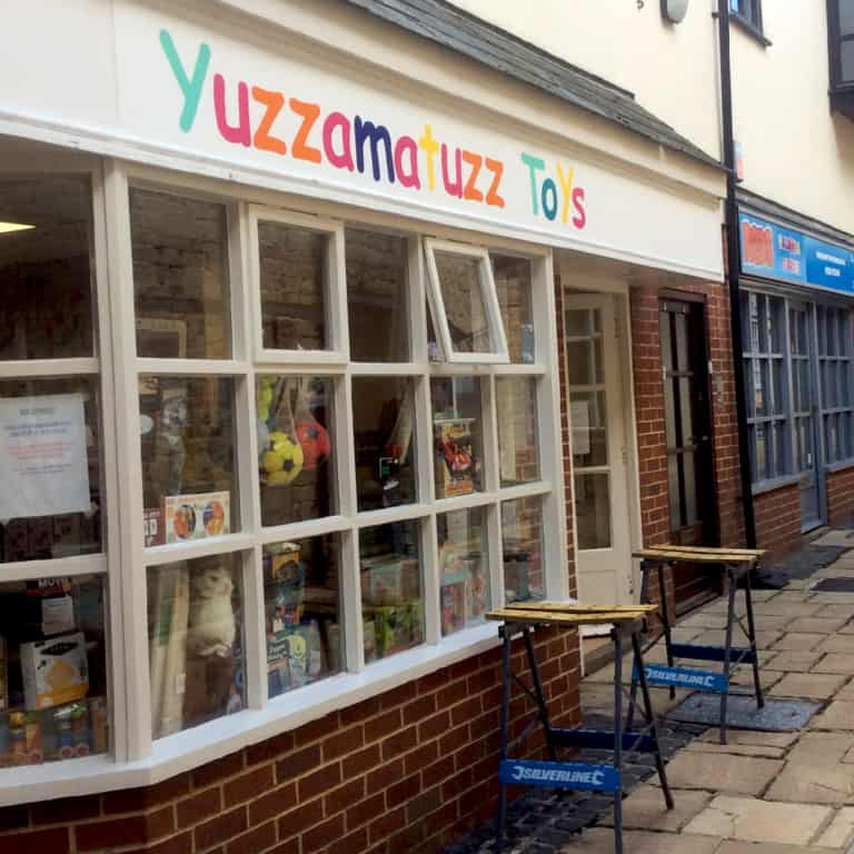 Yuzzamatuzz Toys - toy shop in Brackley