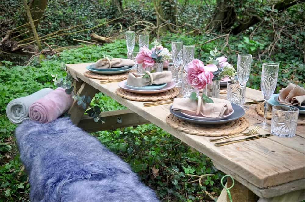 Outdoor Dining Planning in Brackley