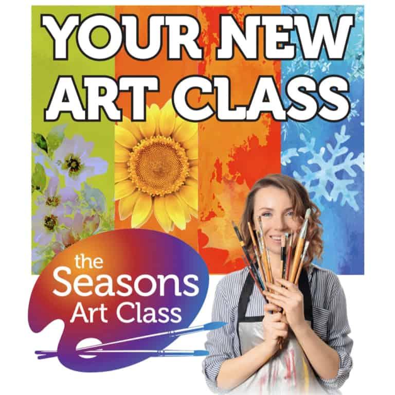 Seasons Art Classes in Brackley