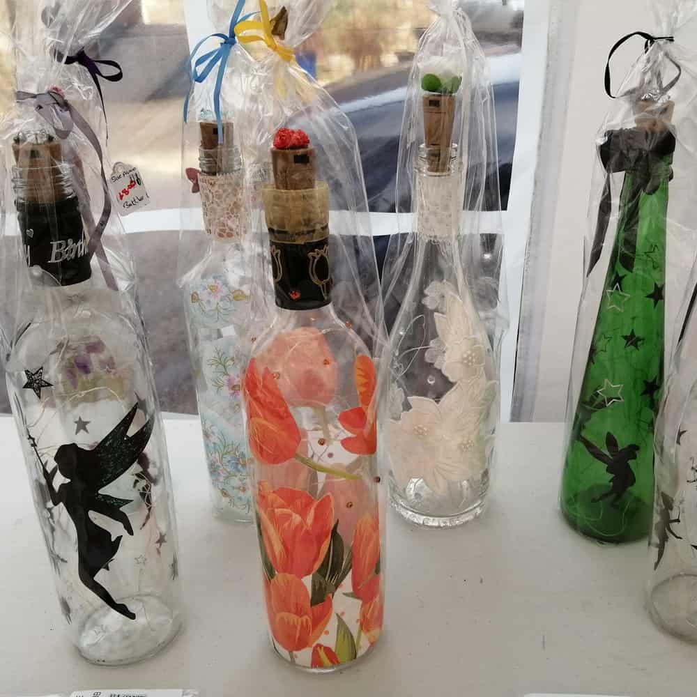 Brackley Country Market Bottles