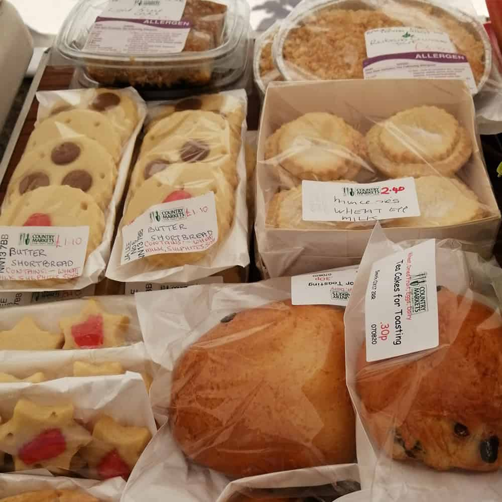 Brackley Country Market Cakes