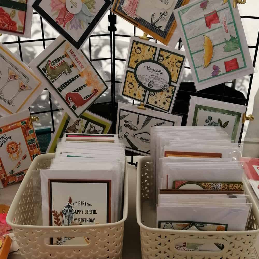 Brackley Country Market Cards