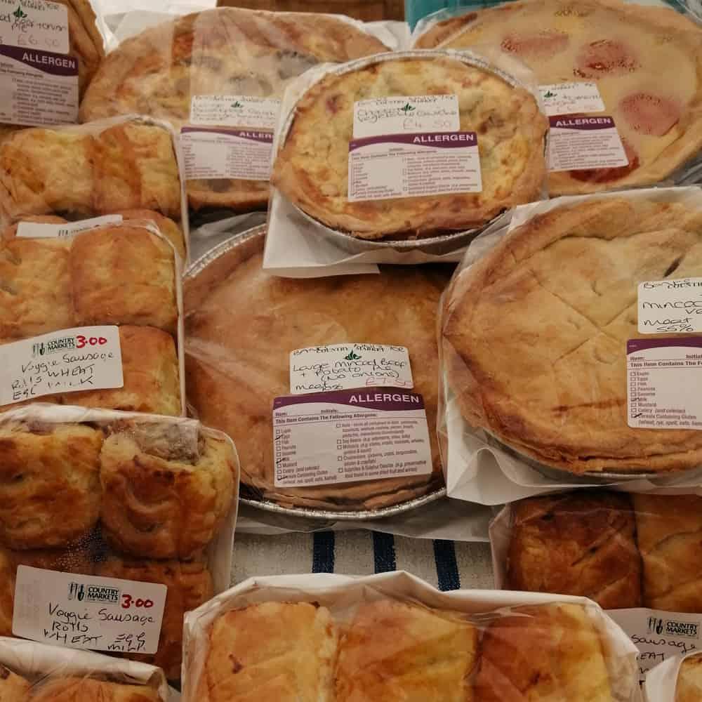 Brackley Country Market Savoury