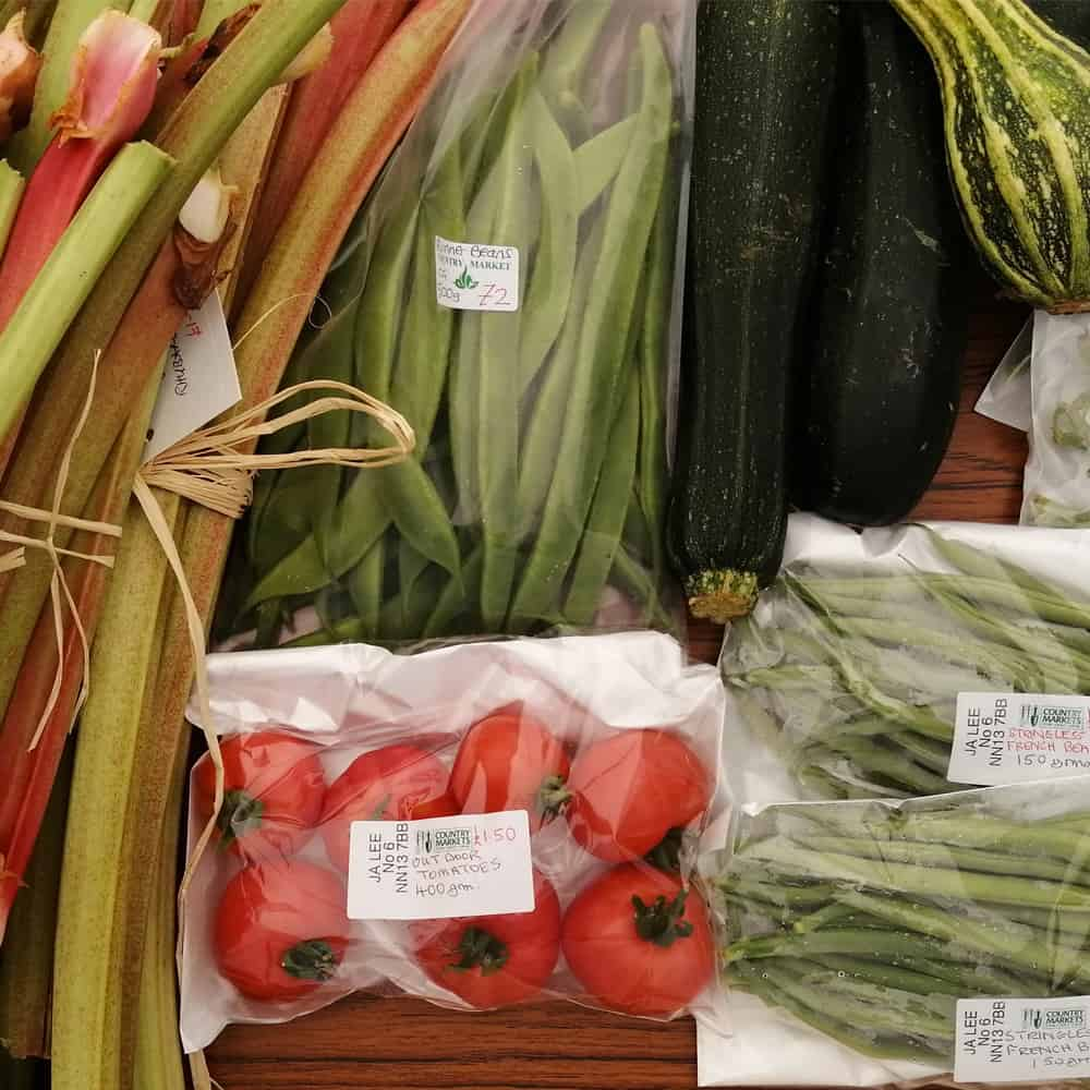 Brackley Country Market Veg