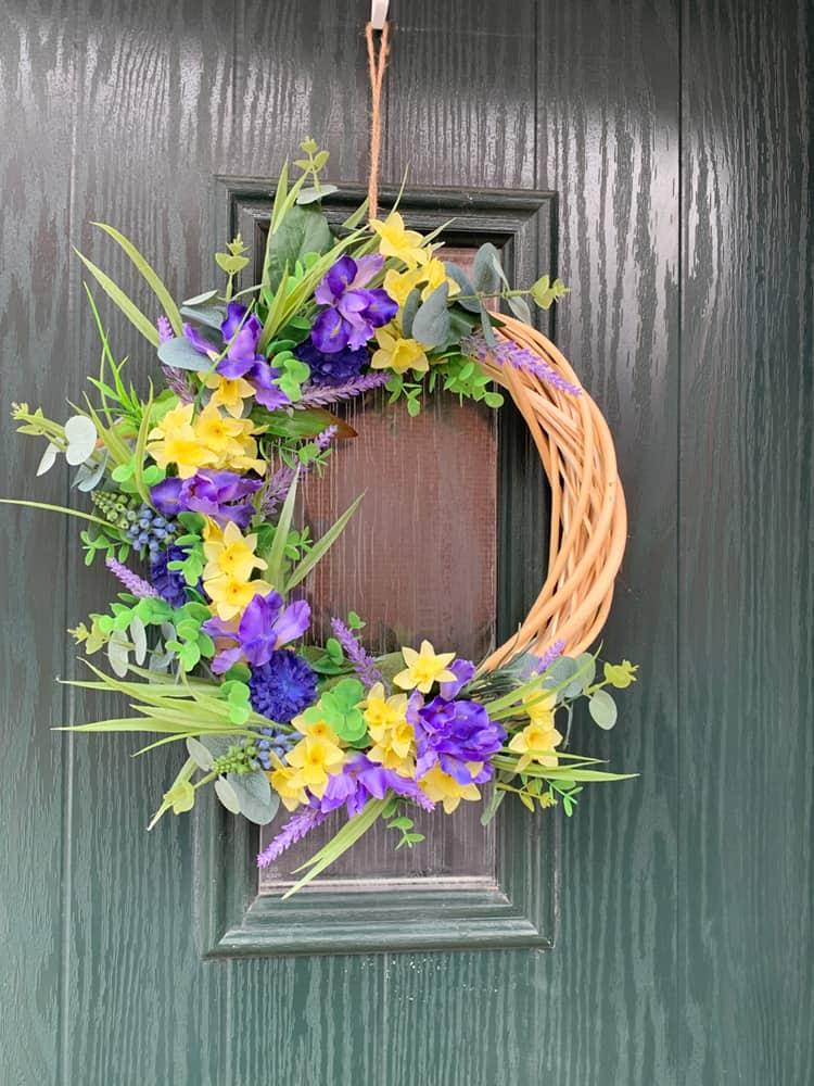 Brackley Flowers Wreaths