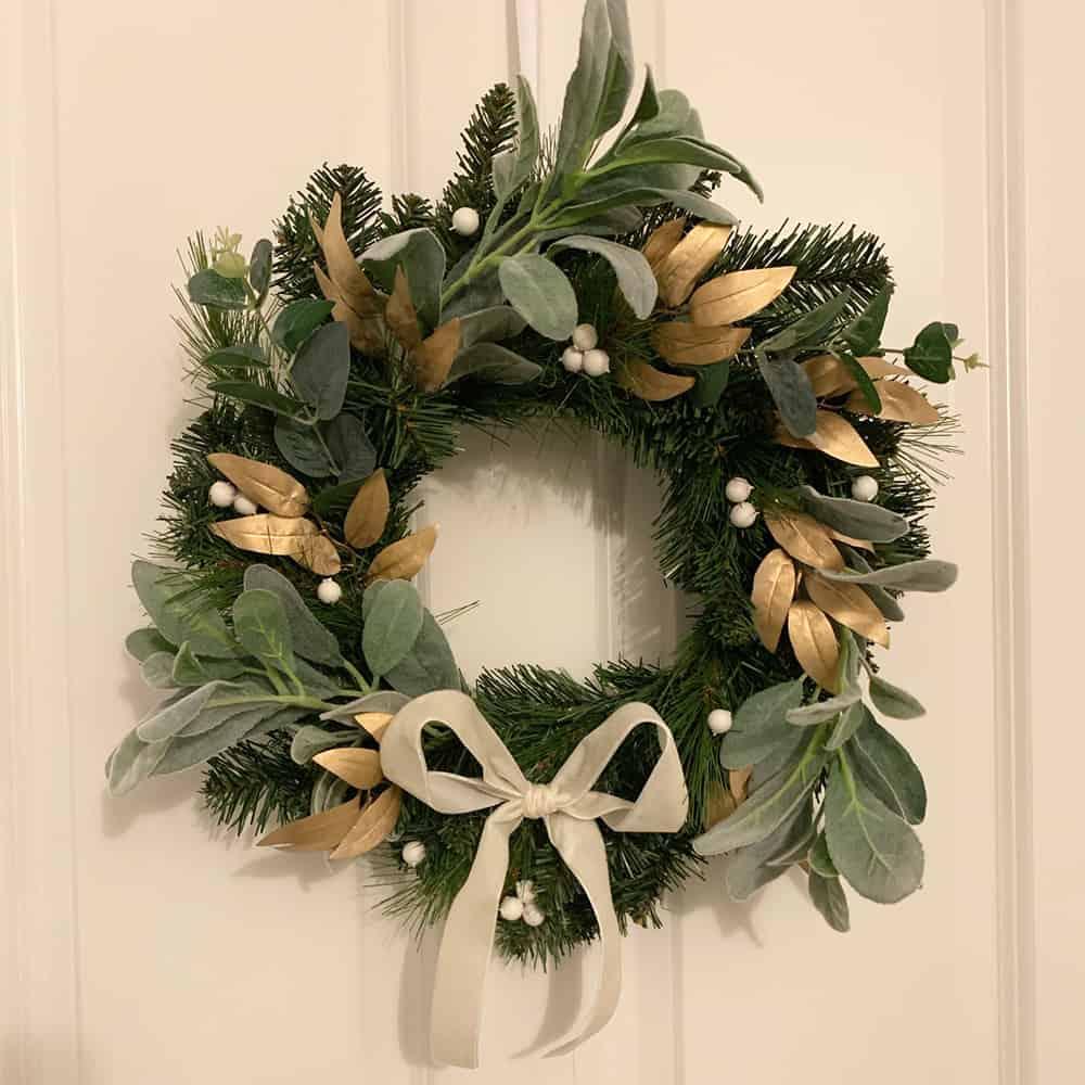 Flower Door Wreath Brackley