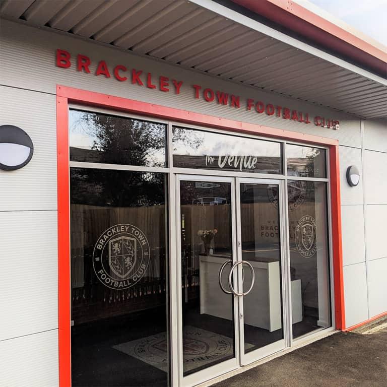 The Venue Brackley Town FC