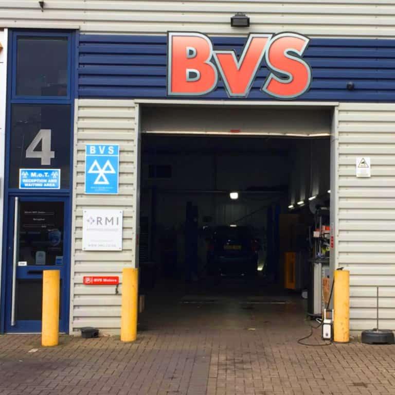 BVS Garage Brackley